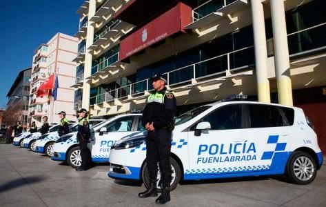 El suicidio de Occidente se cita en Fuenlabrada, Foto José Eugenio López