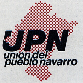 Primer logotipo de UPN