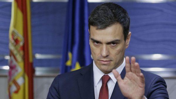 Pedro Sánchez os engaña (PSOE)