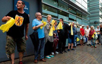 El separatismo pierde fuelle en Cataluña
